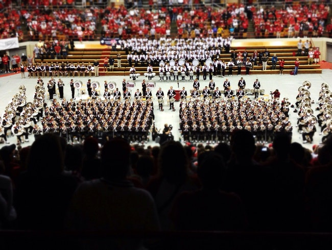 Ohio State Tradition with The Best Band In The Land