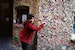 Gum Wall...check