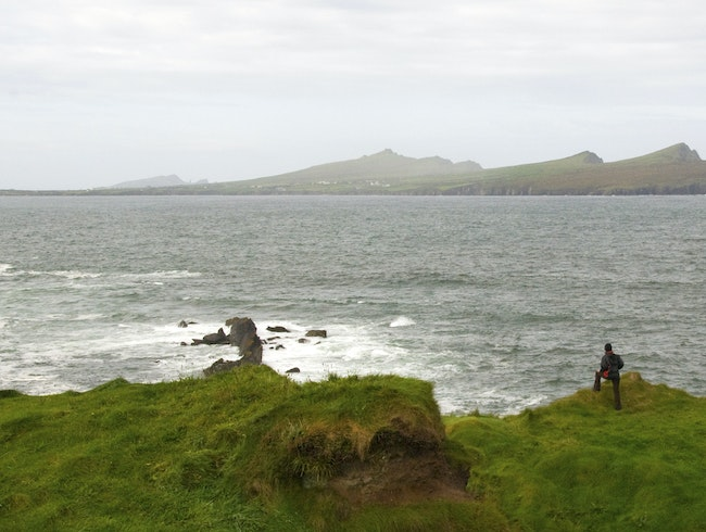 Quiet Oasis on the Dingle Peninsula