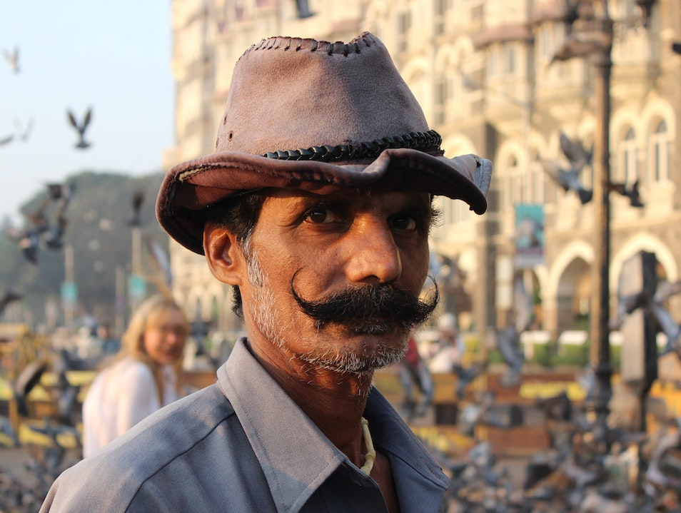 See Truth and Light at the Gateway of India