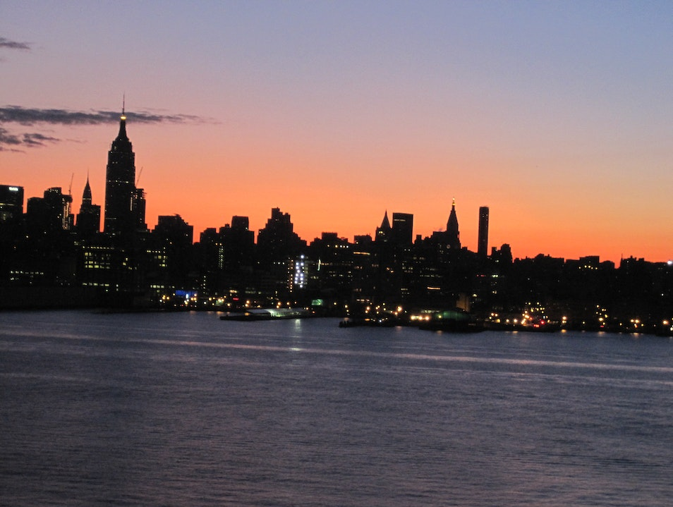Watch New York Wake Up From a Sister Shore Hoboken New Jersey United States