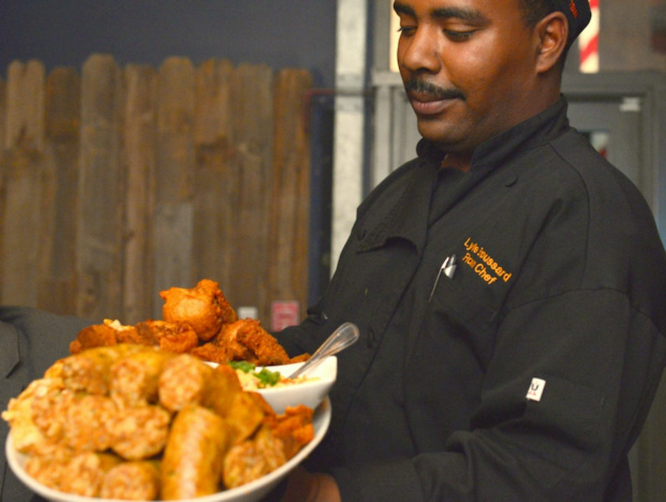 Down-Home Cajun With Chef Lyle Broussard Jack Daniel's Bar & Grill