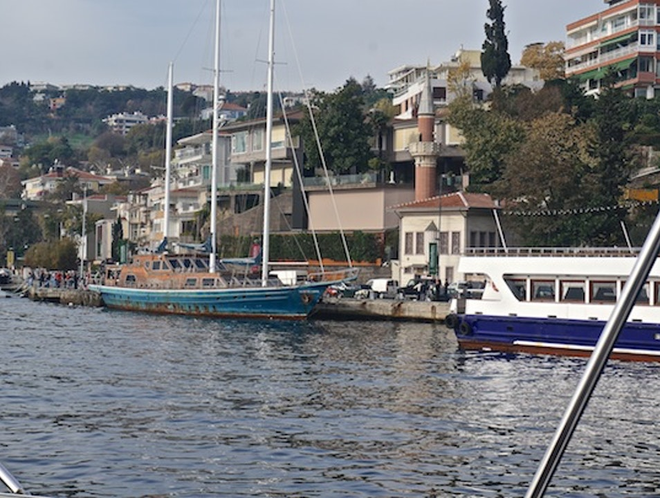Bosphorus River Cruise Maslak  Turkey