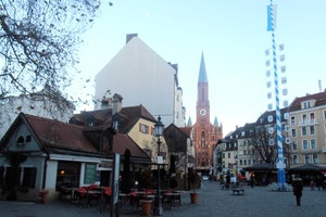 Haidhausen: The French Quarter of Munich