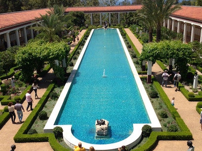 J. Paul Getty Villa Hacienda Heights California United States