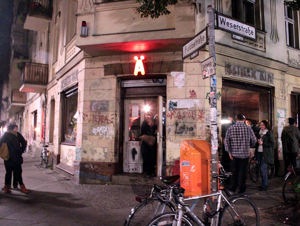 Brooklyn in Berlin: Weserstrasse's Coolest Bar Berlin  Germany