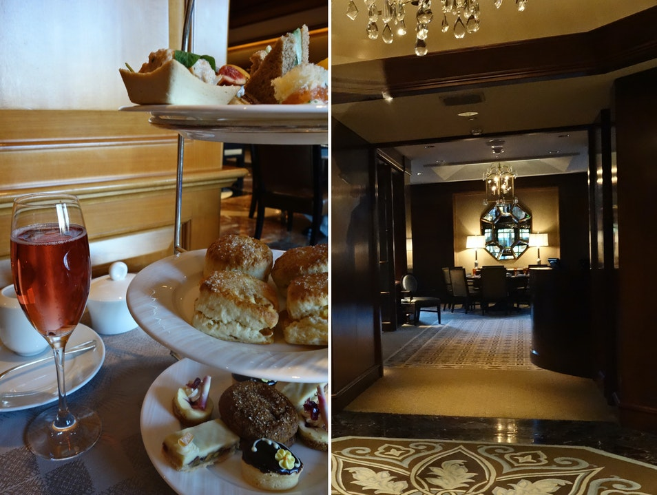 Where luxury reigns, and Royal Tea is served Philadelphia Pennsylvania United States
