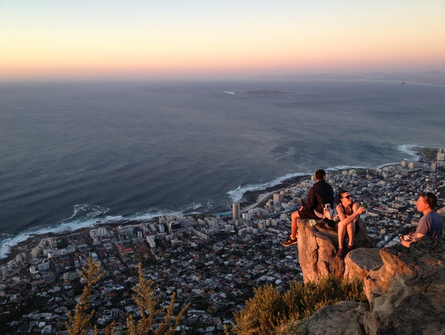 Lion's Head Sunset/Full Moon Hike