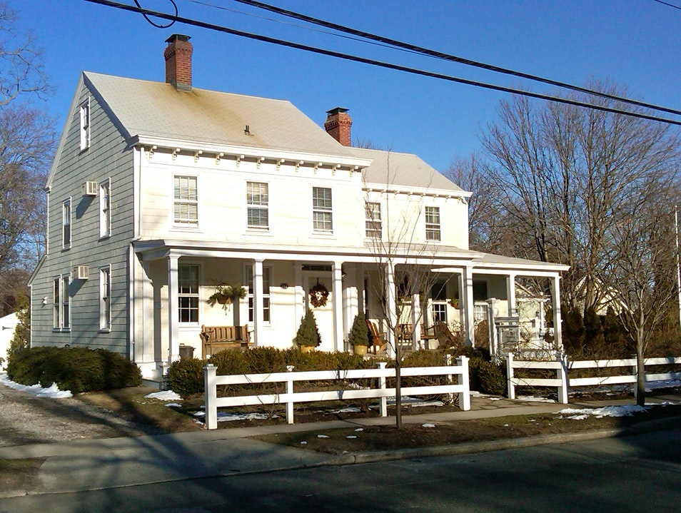 An exquisite getaway from modern day life Greenport New York United States