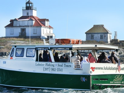 Lulu Lobster Boat Ride Bar Harbor Maine United States