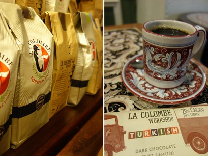 La Colombe Torrefaction Philadelphia Pennsylvania United States