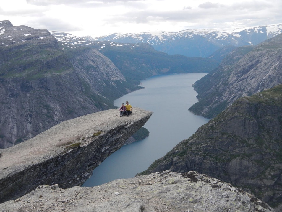 Trolltunga, Norway Odda  Norway