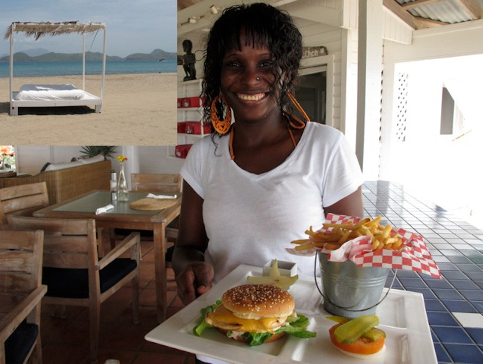 Mellow Mood + Good Food New Castle  Saint Kitts and Nevis