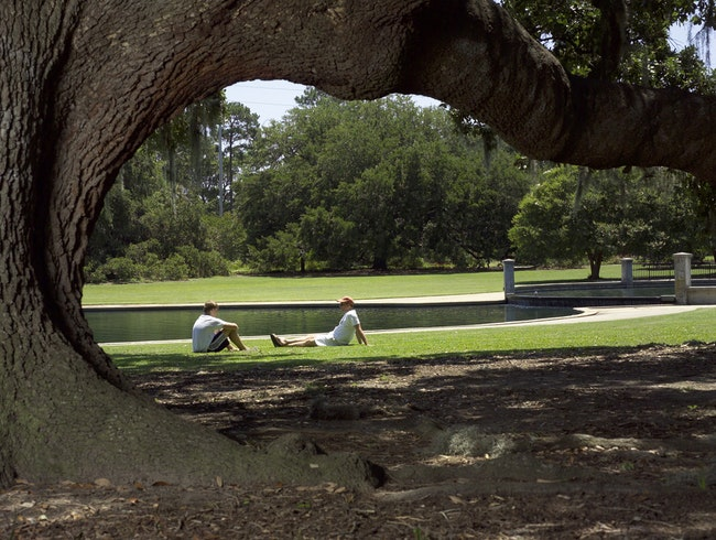 Charleston's biggest park