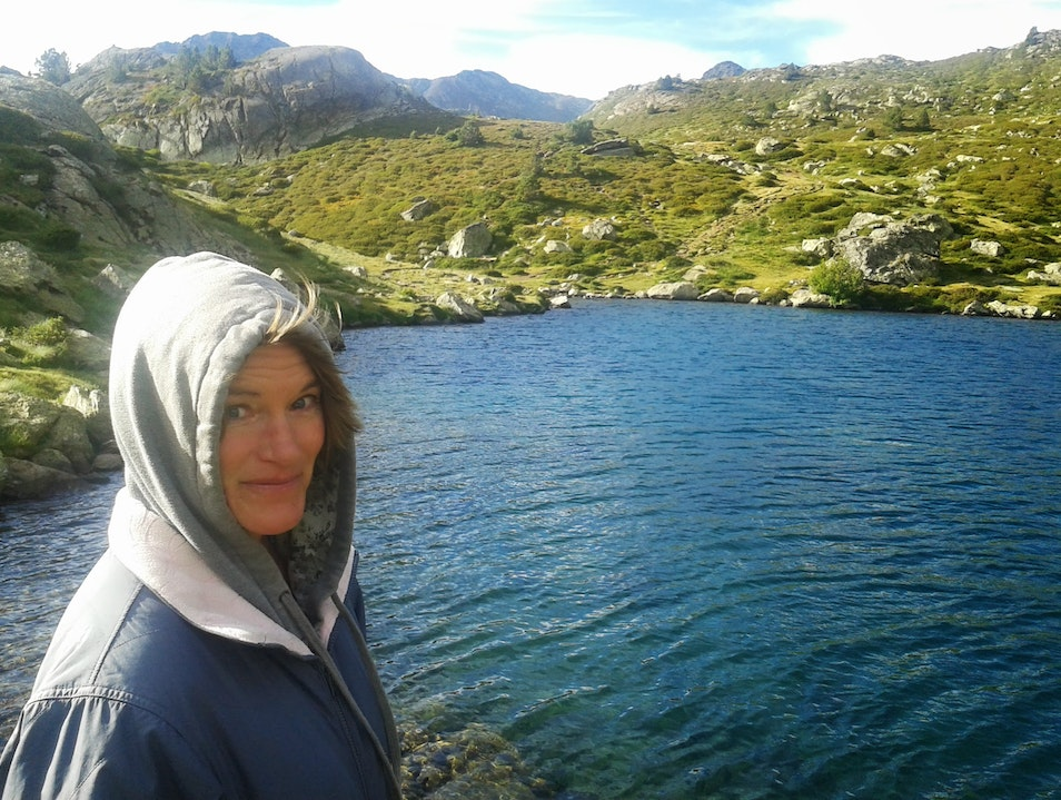 Hiking up to the three lakes in September. Ordino  Andorra