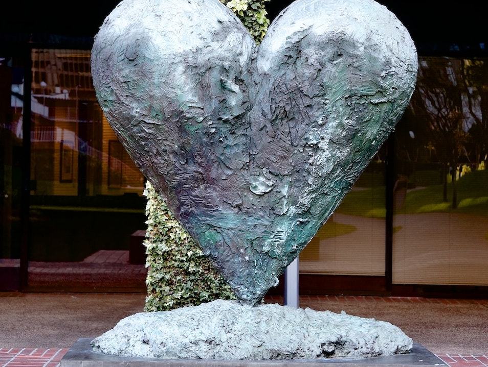 Finding your heart in San Francisco San Francisco California United States