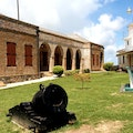 Fort King George Scarborough  Trinidad and Tobago