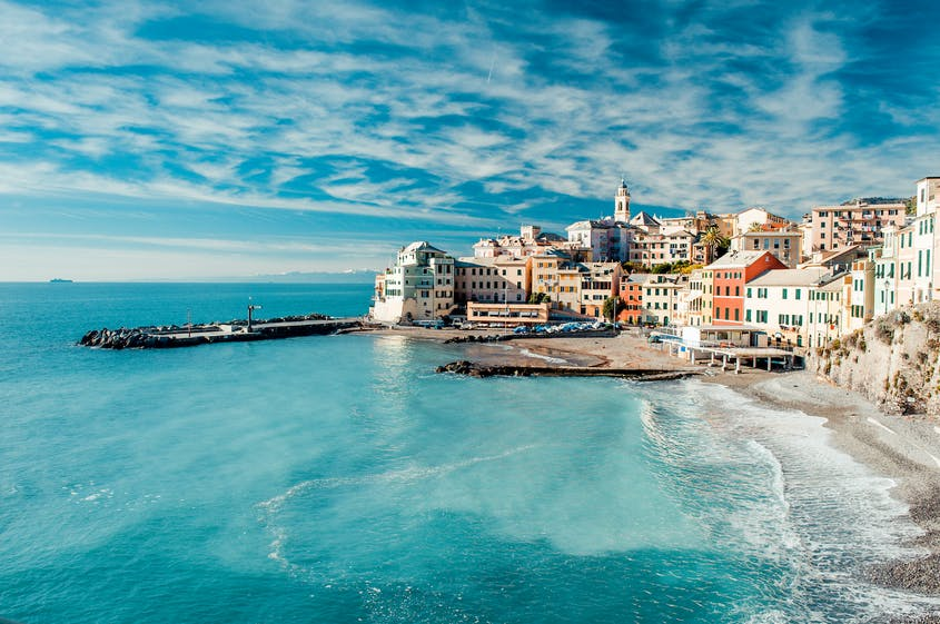"""If the upcoming Disney and Pixar movie """"Luca"""" has the family hankering for Italy, get the crew on a Disney cruise that includes Genoa."""