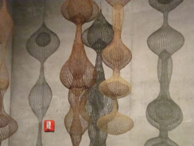 Must see these Ruth Asawa sculptures