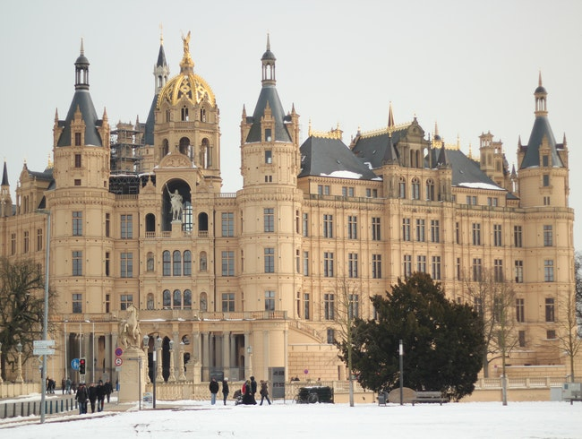 Day Trip to Schwerin