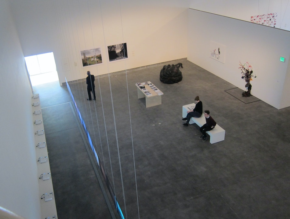 Contemporary Art at Yerba Buena Center for the Arts San Francisco California United States
