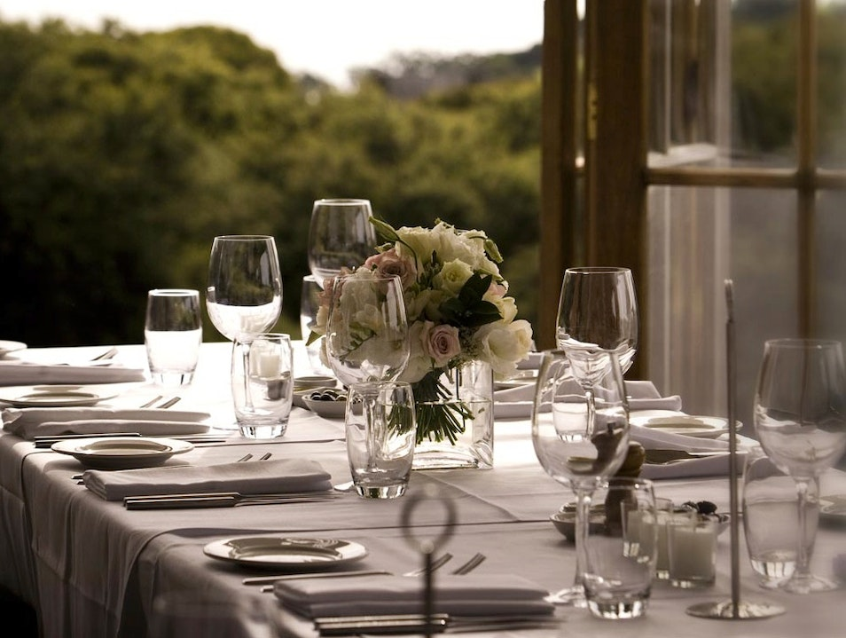 Lunch in a Waiheke Loft Auckland  New Zealand