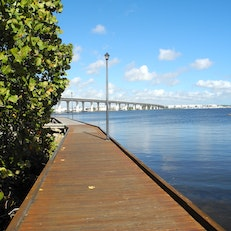 City of Stuart -river walk
