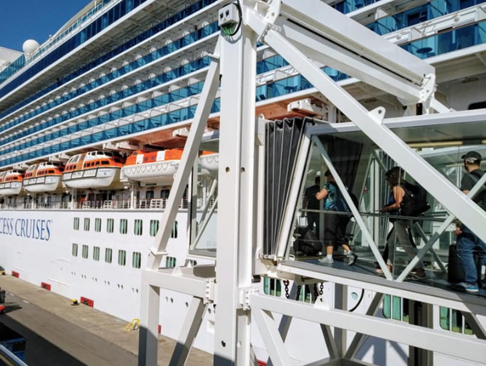 Crown Princess: 10 Day Western Mediterranean Cruise Rome  Italy