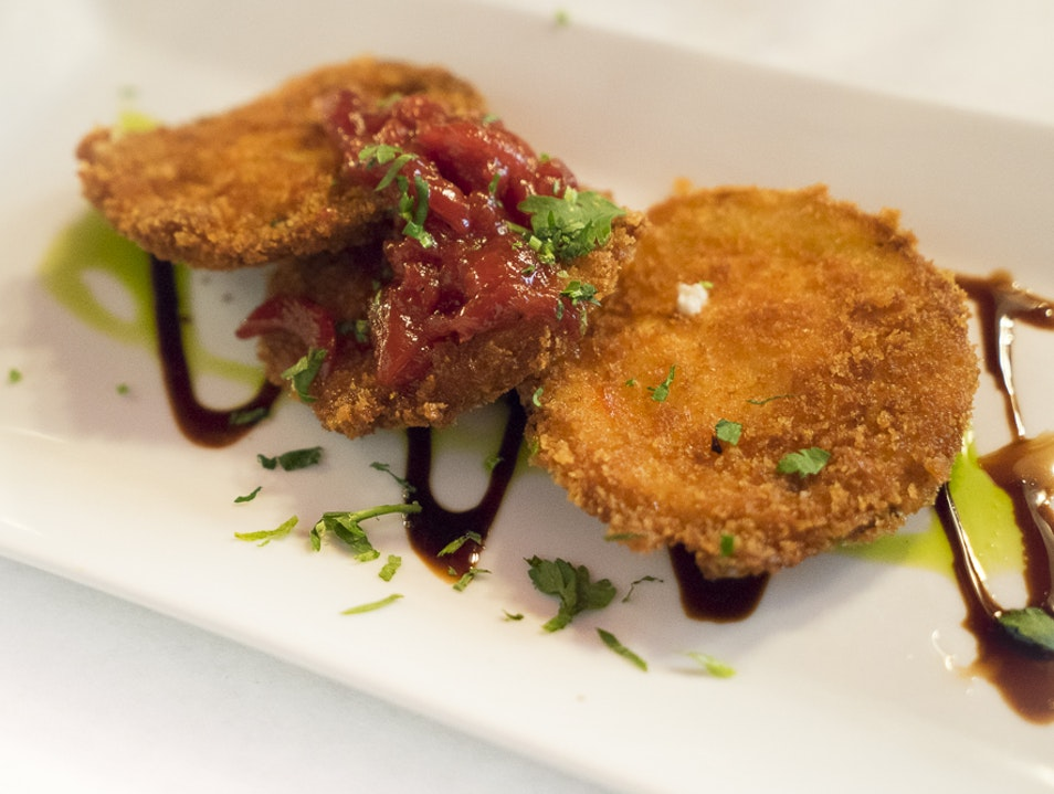 Fried Green Tomatoes! Fernandina Beach Florida United States