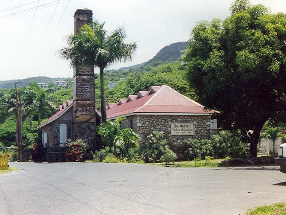 The Old Mill Cultural Centre    Dominica