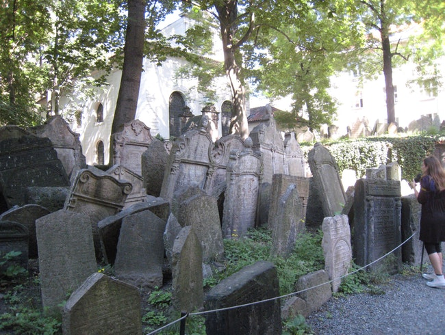Fascinating Cemetery