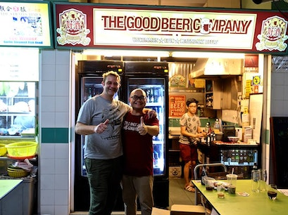 The Good Beer Company Singapore  Singapore
