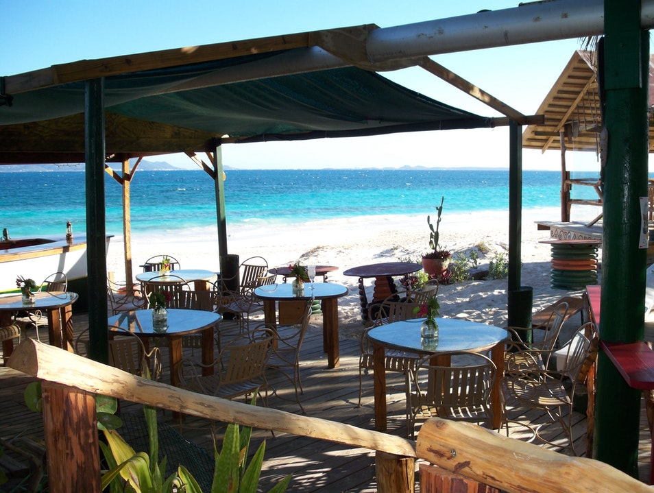 Stop for a Drink at the Dune Preserve Collectivity of Saint Martin  Saint Martin