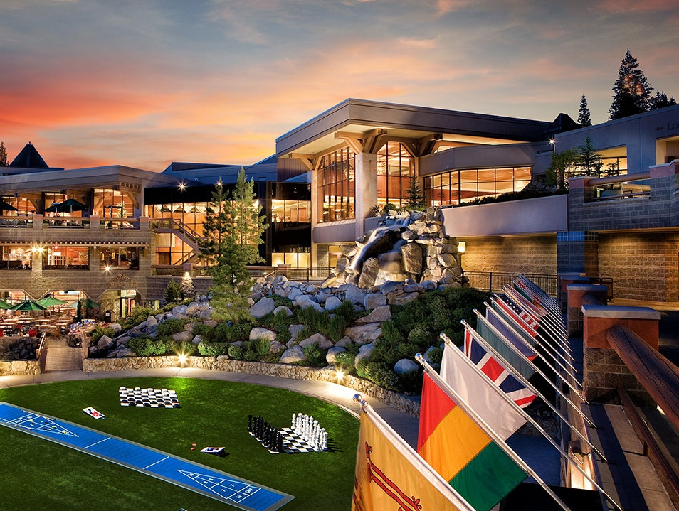 Resort at Squaw Creek Olympic Valley California United States