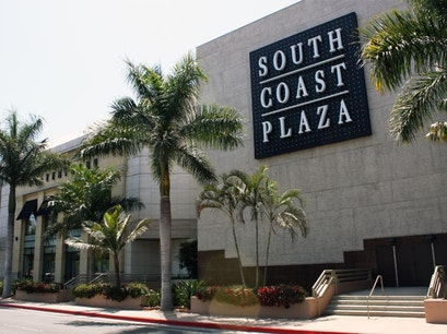 South Coast Plaza Costa Mesa California United States