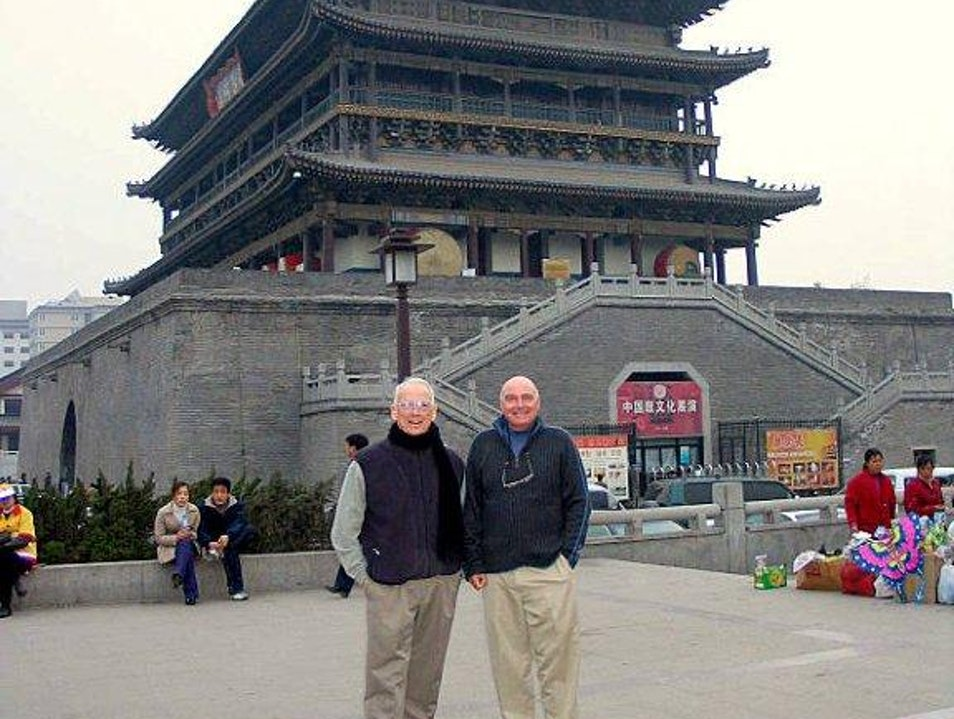 The greatest travel bargain of all time! Xi'an  China