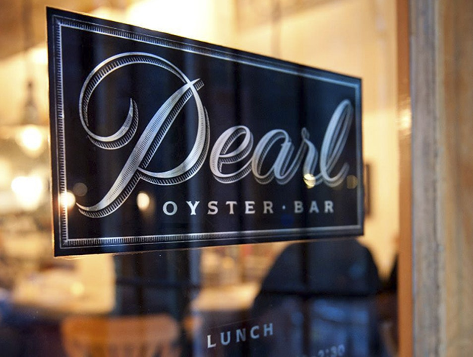Pearl Oyster Bar New York New York United States