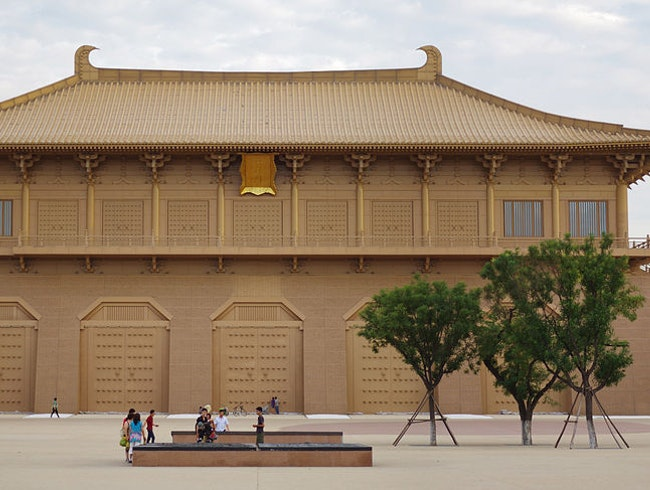 The Restored Palace of Great Brilliance