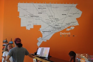 Visiting Detroit, Michigan