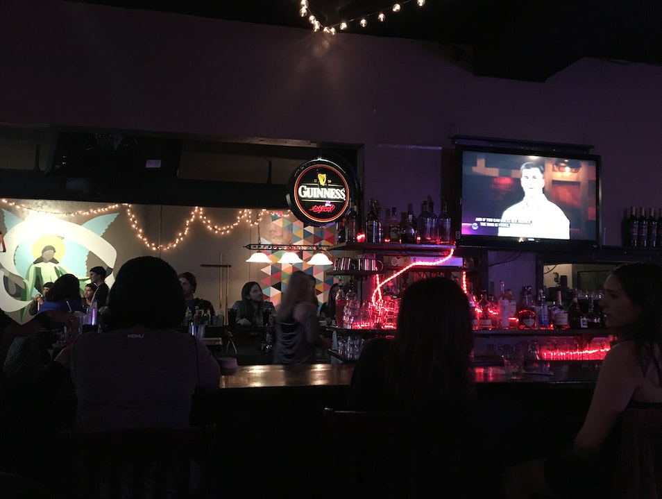 The Good Bar and Eatery is really good! Long Beach California United States