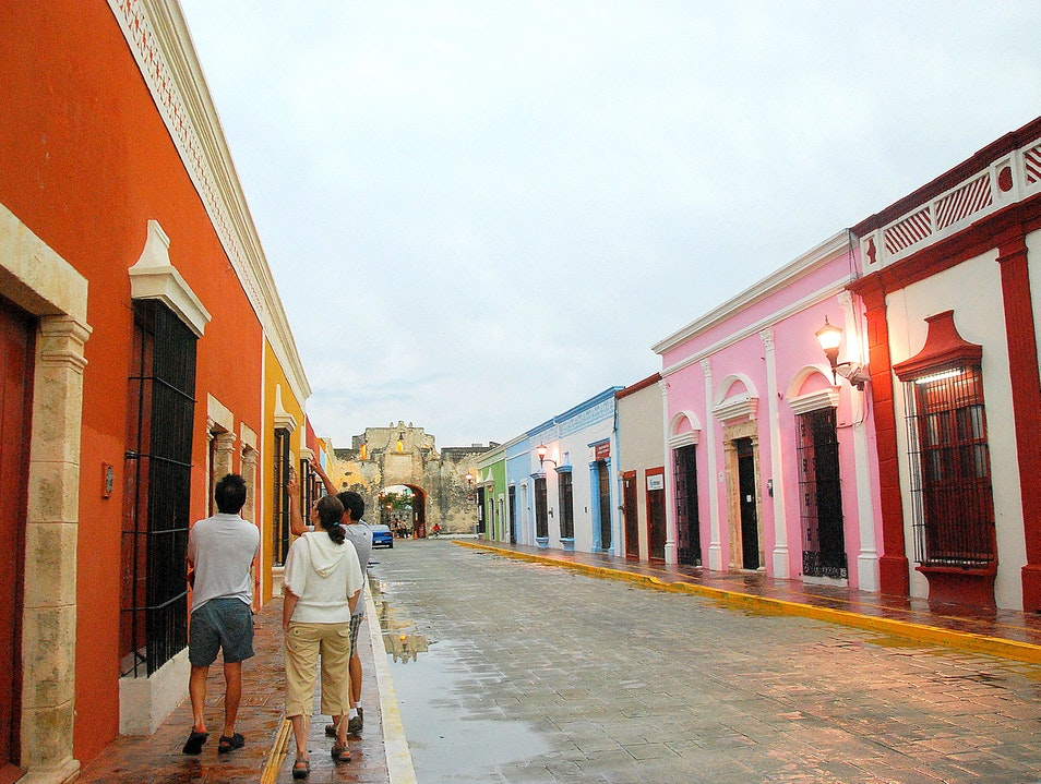 Charming Campeche Campeche  Mexico