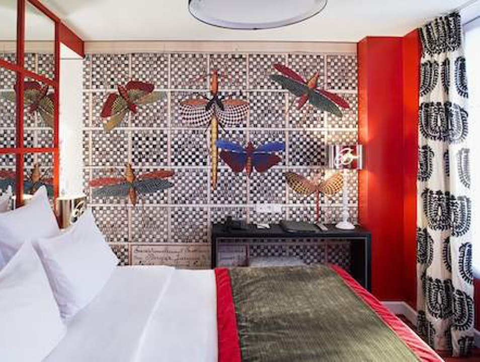Fashion Hotels: Hotel Le Bellechasse, Paris Paris  France