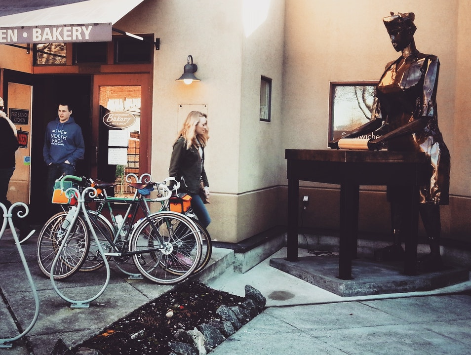 First & Union Kitchen in historic downtown Snohomish