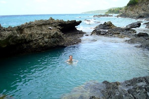 Annaly Bay Tide Pools