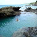Annaly Bay Tide Pools Frederiksted  United States Virgin Islands