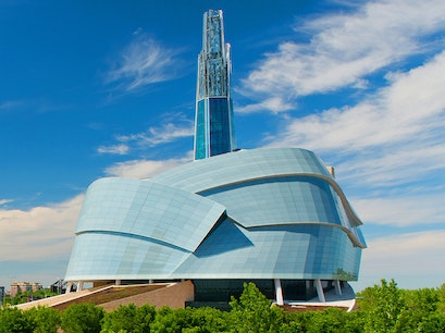 Canadian Museum for Human Rights Winnipeg  Canada