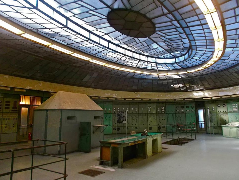 Budapest's Art Deco Power Station