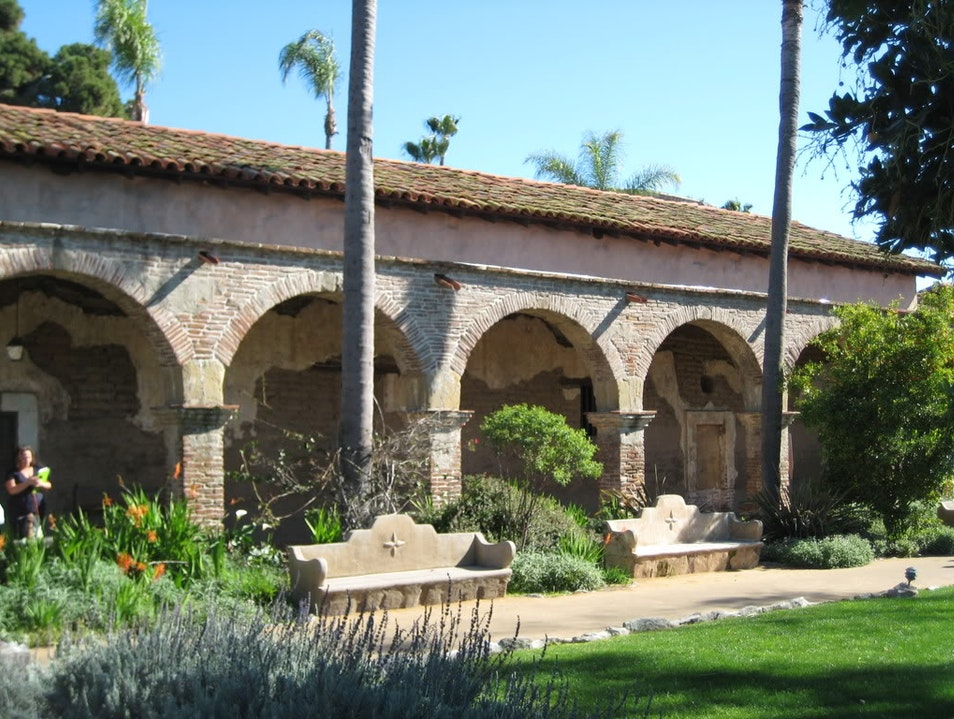 Spanish History in Orange County San Juan Capistrano California United States