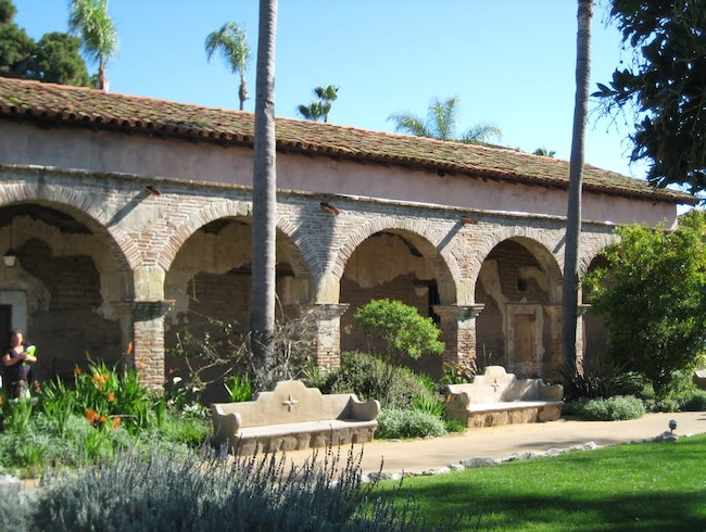 Spanish History in Orange County