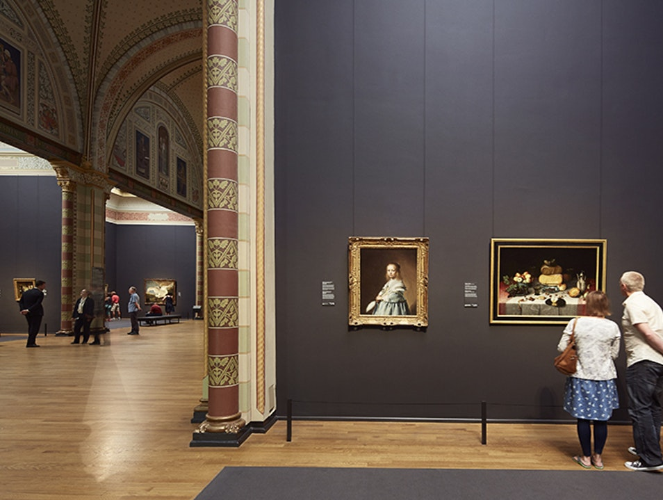Rijksmuseum Amsterdam  The Netherlands
